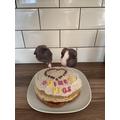 Leah's Guinea Pig Cake