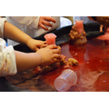 Science in the classroom: making volcanos
