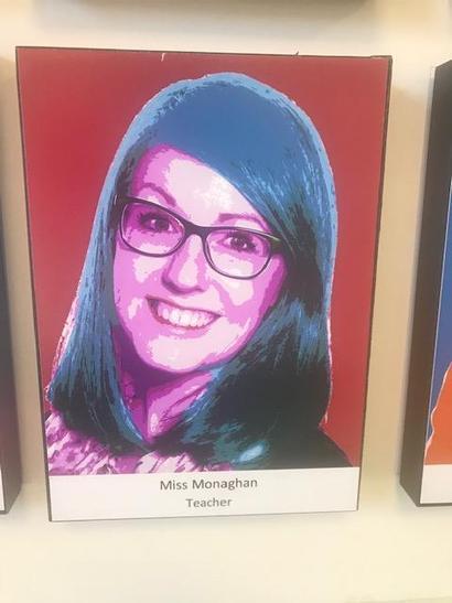 Miss Monaghan (Class 8)