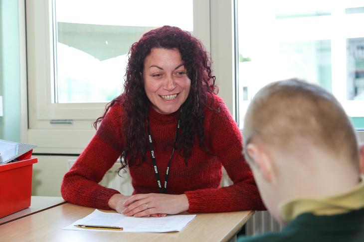 Miss Kelly Jennings - Teaching Assistant