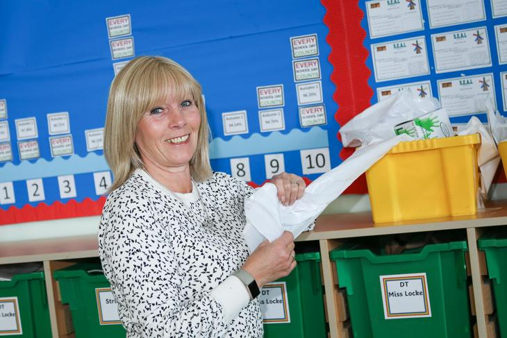 Mrs Lorraine Daniels - Midday Supervisor