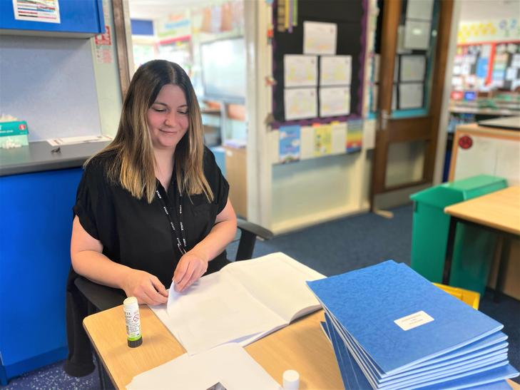 Mrs Gemma Pearson - Teaching Assistant