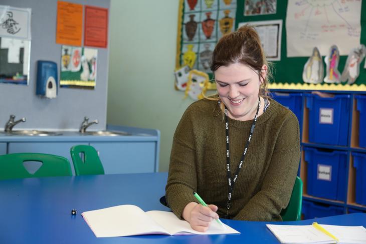 Miss Paige Bracken - Teaching Assistant
