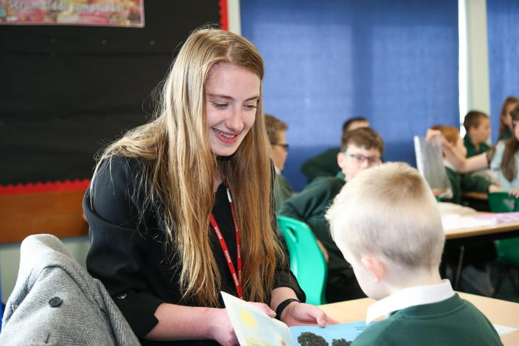 Miss Sara Koppell - Teaching Assistant