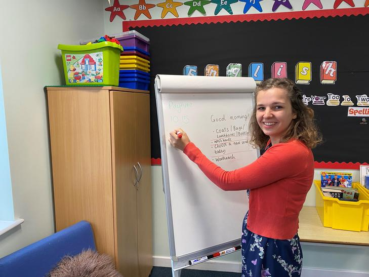 Miss Isabel Walker - Class Teacher