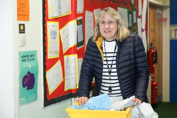 Mrs Diane Sewell - Midday Supervisor