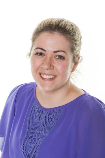 Miss Lilly Locke - Class Teacher