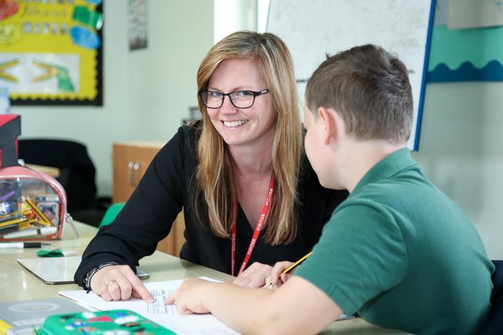 Miss Fay Della Rocca - Teaching Assistant