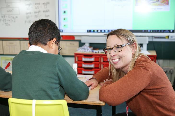 Mrs Lisa Burger - Class Teacher