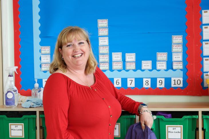 Mrs Amanda Pearson - Senior Midday Supervisor