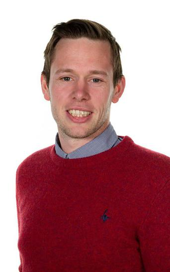 Mr James Wilson - Class Teacher