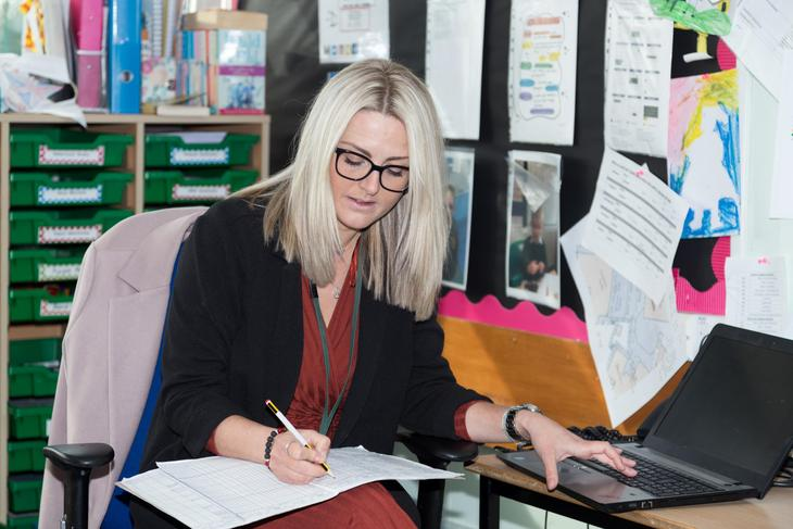 Mrs Emma Blacknell - Class Teacher