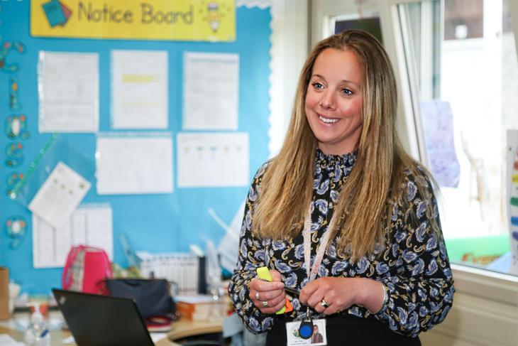 Mrs Rachael Price - Class Teacher