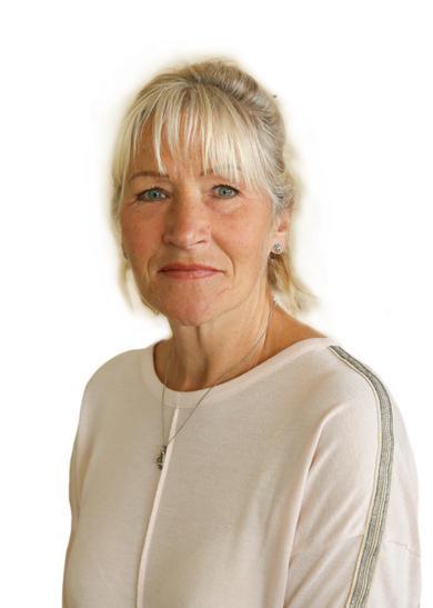 Mrs Anne Carnachan - Midday Supervisor