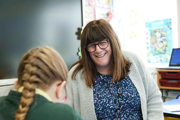 Miss Karen Foster - Teaching Assistant