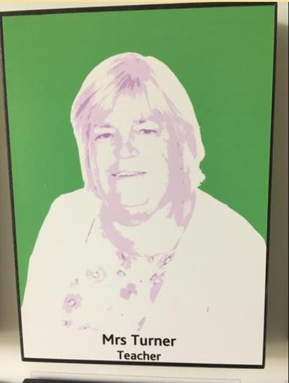 Mrs Turner (Class 10)