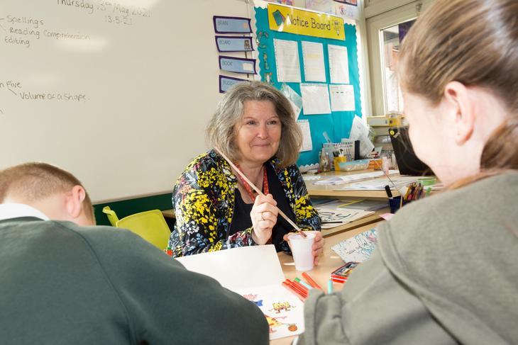 Mrs Sharon Beckinsale-Yates - Class Teacher