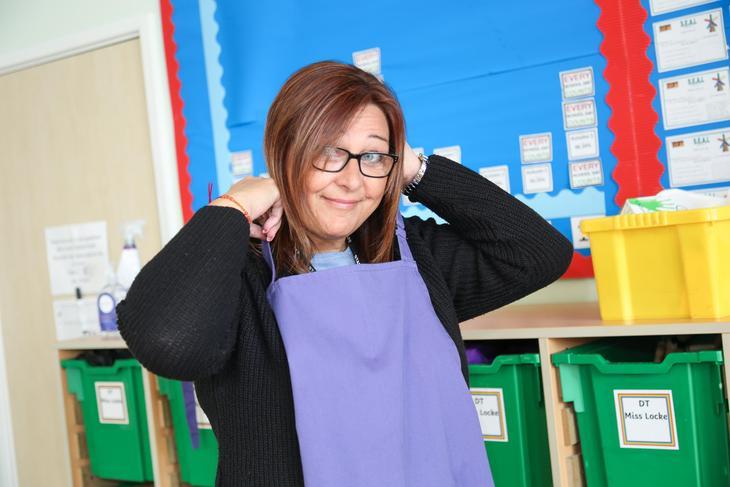 Miss Joanne Williamson - Midday Supervisor