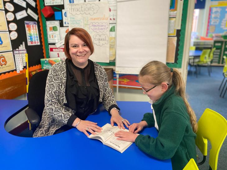 Mrs Plaskitt - Class Teacher