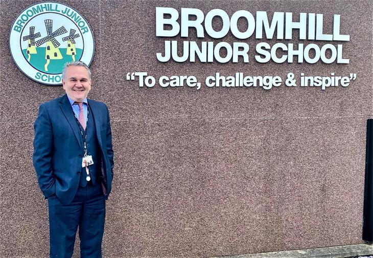 Mr Andrew Beckinsale-Yates - Head Teacher  & Senior Designated Safeguarding Lead. Governor