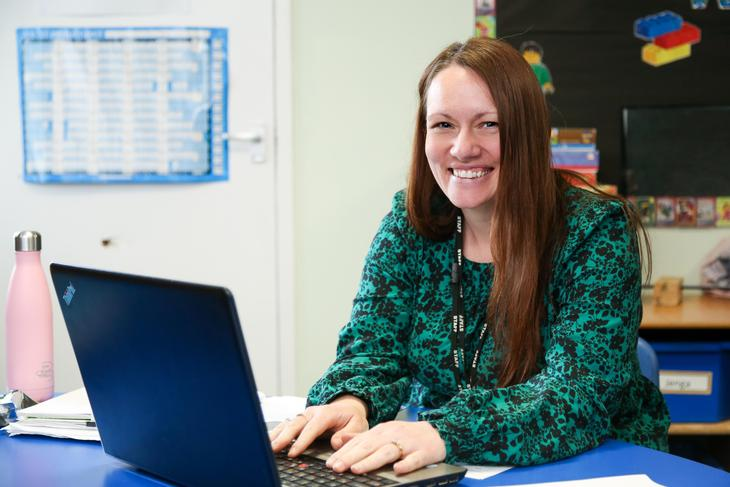 Mrs Sara Duffin - Learning Mentor & Safeguarding Lead, ELSA TA