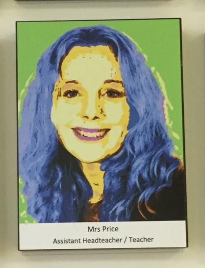 Mrs Price (Class 9)