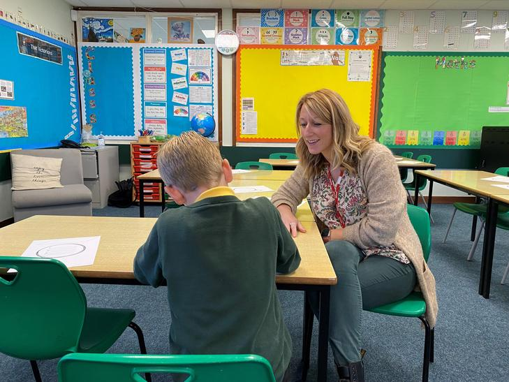 Mrs Terri Hanson - Teaching Assistant