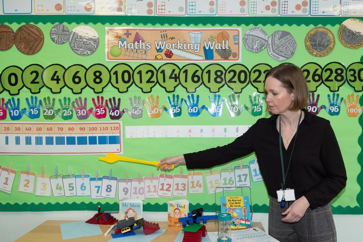 Miss Alison Baker - Teaching Assistant