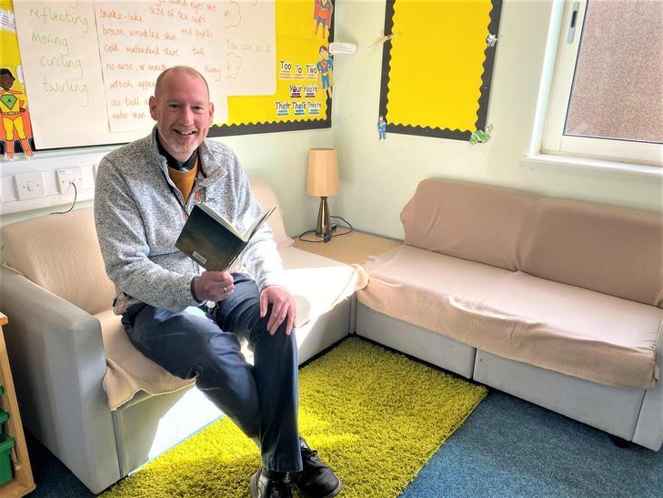 Mr Kev Aherne - Teaching Assistant