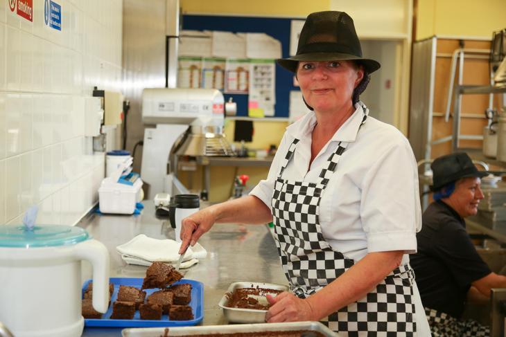 Mrs Beverly Loftus - Kitchen Assistant