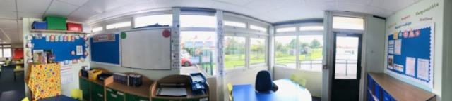 Year 6 Teaching Assistant Area