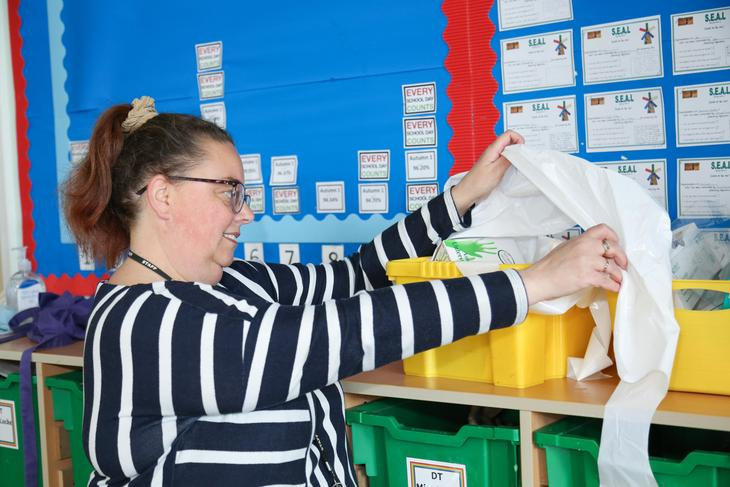 Mrs Yvette Scott - Midday Supervisor
