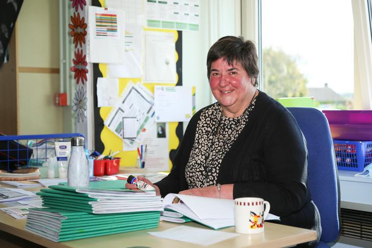 Mrs Alison Burdass - Class Teacher