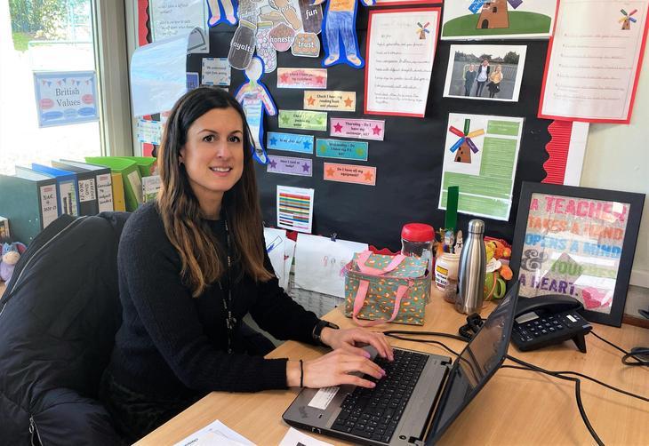Miss Jennifer Broderick - Class Teacher