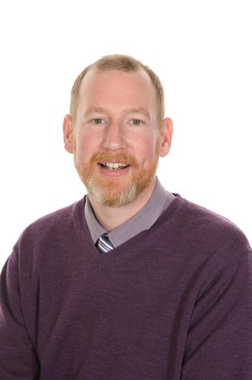 Mr Kevin Aherne - Teaching Assistant