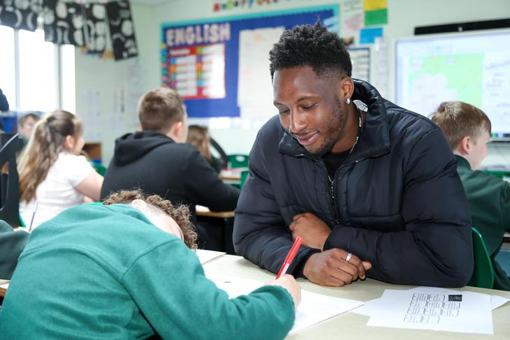 Mr Andre Chambers - Teaching Assistant