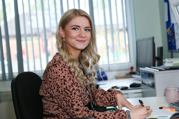 Miss Sarah Dodsley - Office Administration