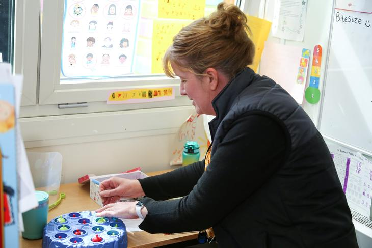 Mrs Claire Davies - Teaching Assistant