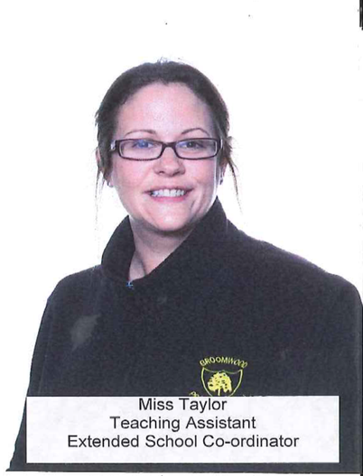 Ruth Taylor - Chair person
