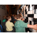 Children visit IWM - North West
