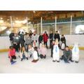 Year 4.5 at Altrincham Ice Rink