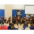 Performing Streetdance for children at Pictor
