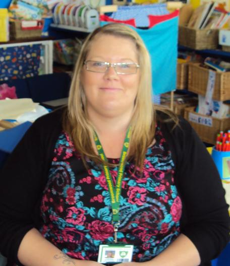 Miss Stairmand - Lunchtime Organiser