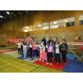 Year 5 Trampolining at Altrincham Leisure Centre