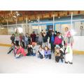 Year 4 at Altrincham Ice Rink