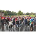 Whole school street dance