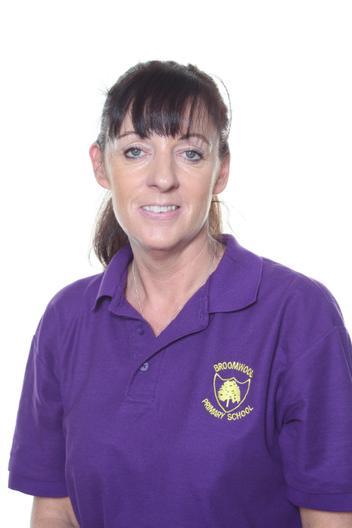 Mrs Ford - Teaching Assistant- KS2
