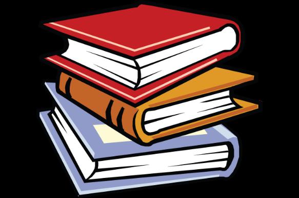 Open homework book