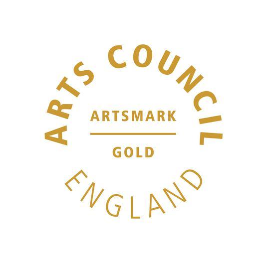 Arts Mark - Gold