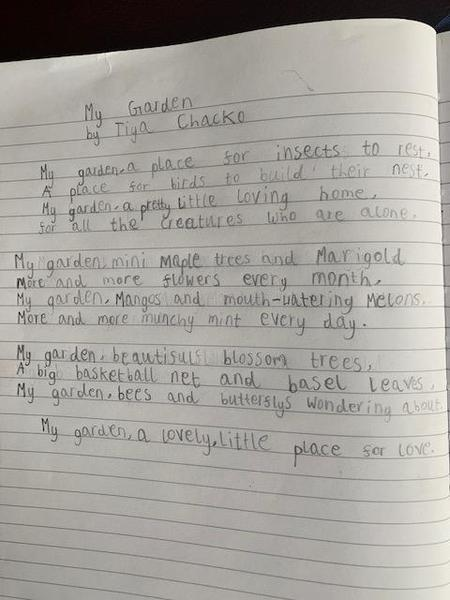 Tiya's wonderful poem